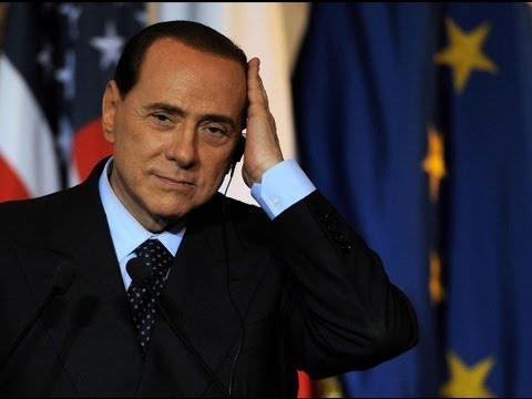 Silvio Berlusconi Vs Michele Santoro Ospite a Servizio Pubblico La7 10/01/2013