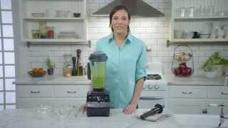 Vitamix Pro 500 Blender: Your first blend
