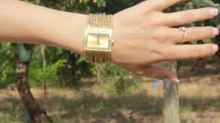 Fashion gold watch bracelet 210 ГРИВЕН!!!