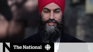 Jagmeet Singh has his sights set on being prime minister
