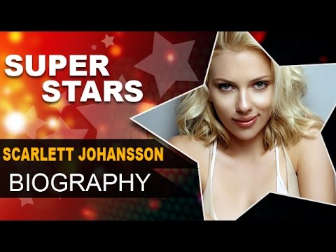 "Scarlett Johansson Biography | ""The Avengers"" & ""Captain America"" Actress  