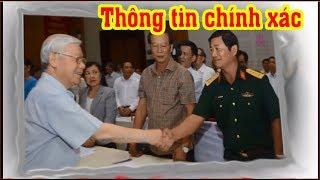 Thông tin chính xác về sức khỏe của Tổng Bí thư, chủ tịch nước Nguyễn Phú Trọng