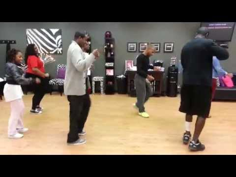 *new* Chris Brown- Fine China Line Dance video