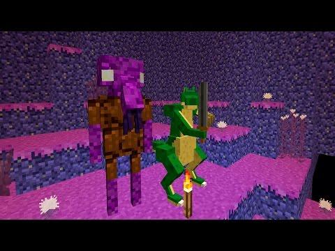 MINECRAFT: DIVINE RPG №26 | ИНОПЛАНЕТЯНИ