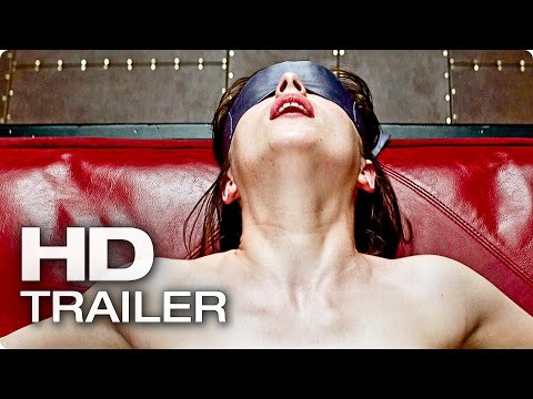 FIFTY SHADES OF GREY Trailer Deutsch German | 2015 Film [HD]