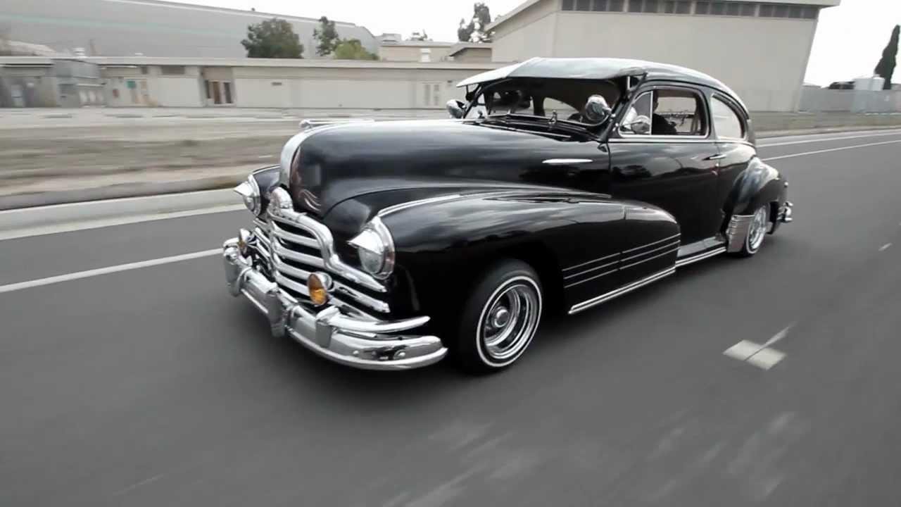 1947 Pontiac Youtube