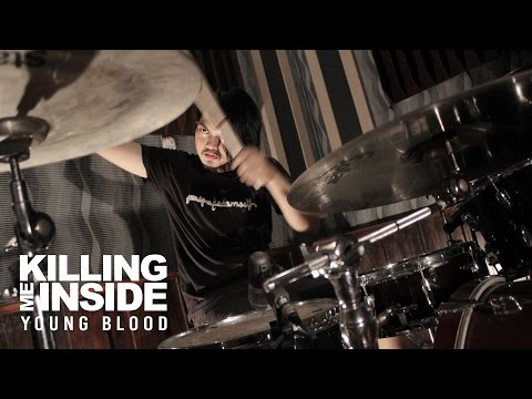 Killing Me Inside - Young Blood - Drum Cover