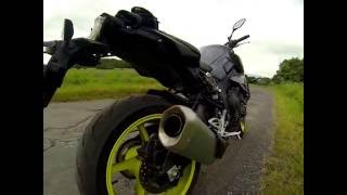 Yamaha MT-10 walkaround, pure engine sound