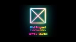JYP×Sony Music 「Nizi Project」 Global Audition Teaser Movie #2