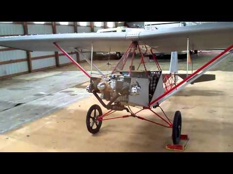 Житель гусаров построил вертолет без