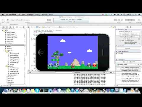 Plataform Game Development Part3