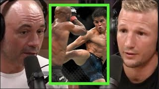 Joe Rogan - TJ Dillashaw Wants Super-fight with Henry Cejudo