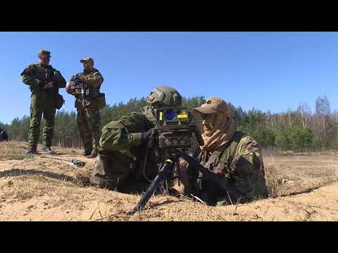 Litouwers blij met Nederlands pantser