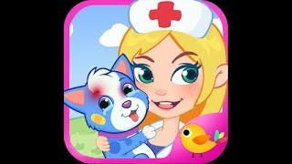 Little Pet Doctor Puppy's Rescue - Kids Learn To Take Care of Pets - Libii Pet Hospital Kids Games