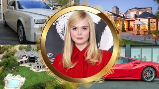 Elle Fanning Lifestyle & Biography, Net Worth, Family, Age, Car, House, Facts, Full Biographics.