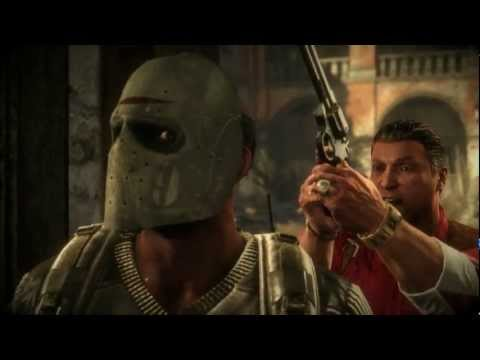 Watch as EA presents Army of Two: The Devils Cartel in this live recording from the 2012 gamescom press conference in Cologne, Germany.