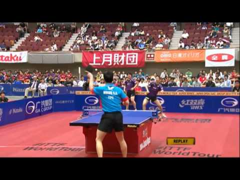 Table Tennis- Best Of 2014