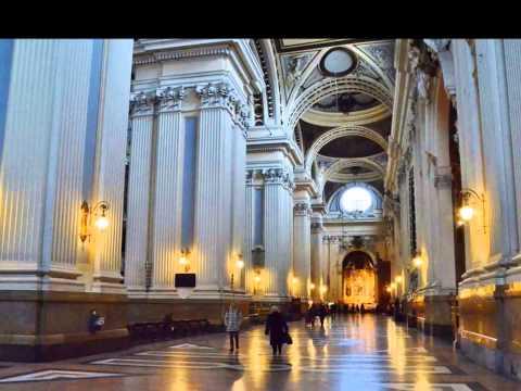 Basílica del Pilar de Zaragoza (España)