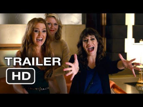 Bachelorette Trailer (2012) - Kristen Dunst, Lizzy Caplin, Isla Fisher Movie HD