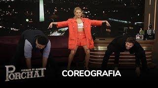 Luísa Sonza Ensina Porchat E Paulo Vieira A Dançarem Boa Menina