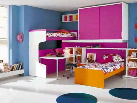 Camerette per ragazzi youtube - Camere da letto bellissime ...