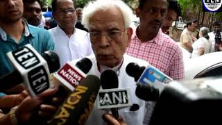 Natwar Singh Former External Affairs Minister Reacts to Sheila Dikshit Demise