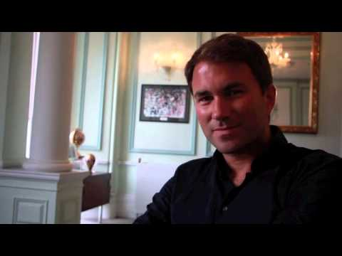 EDDIE HEARN TALKS MATCHROOM FIGHT PASS, BROOK v PORTER & GENNADY GOLOVKIN