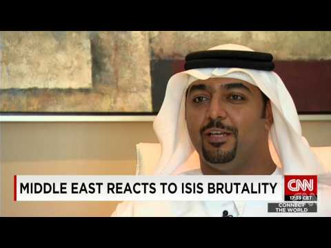 Regional reactions to ISIS brutality