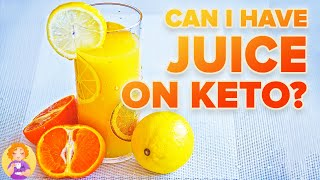 Can I have JUICE on KETO ???? Is Diet Soda BETTER? Keto friendly Drinks + What Can You Drink on KETO