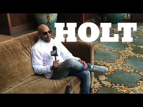 Hollywood Holt Talks Kanye, Signing To G.O.O.D. Music