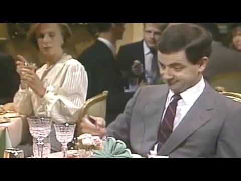 Mr. Bean - The Steak Tartar | Bean's Birthday Bash 2012