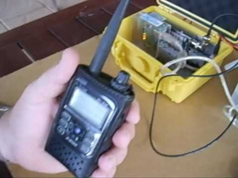 Portable D-Star Hotspot