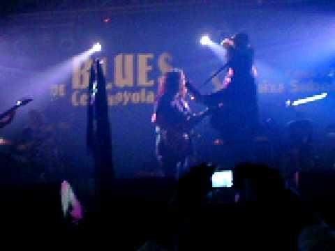 Eric Sardinas y Raimundo Amador Festival de Blues de Cerdanyola'08