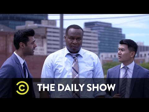 The Daily Show - Preparing for Anti-Press Hostility at the RNC - Uncensored