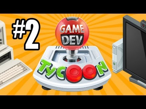 I'M A MILLIONAIRE!! - Game Dev Tycoon Gameplay Walkthrough Part 2 (Amazing Indie Game!!)