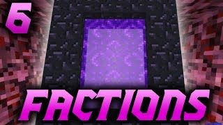 "Minecraft COSMIC Faction: Episode 6 ""OFF TO NETHERLAND"" w/ MrWoofless"