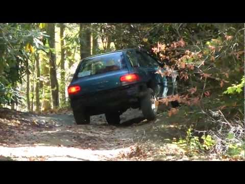 Subaru Impreza Off Road