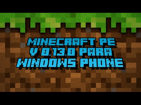 download de minecraft pe 0.13.0 para windows phone nokia lumia 530 #9