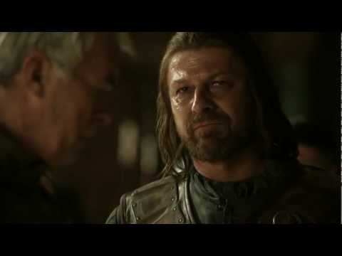 Game Of Thrones- Eddard Stark's Arrest
