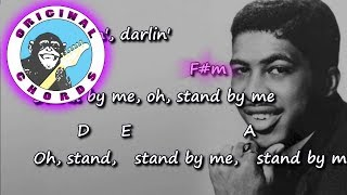 Ben E. King - Stand By Me - Chords & Lyrics