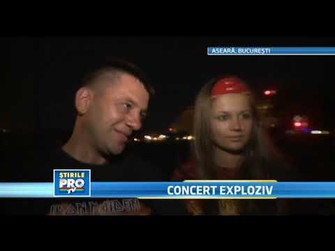 Iron Maiden - Bucharest, ROMANIA - Piata Constitutiei (2013)