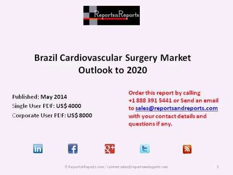 Brazil Cardiovascular Surgery Market Expected Growth to 2020