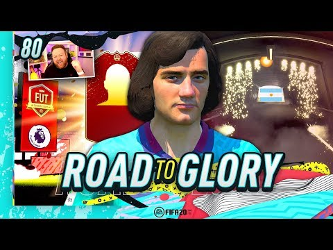 FIFA 20 ROAD TO GLORY #80 - MY BEST RED PICK?!