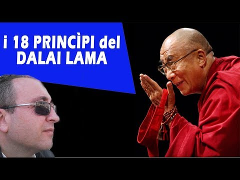 I 18 principi della felicità del Dalai Lama