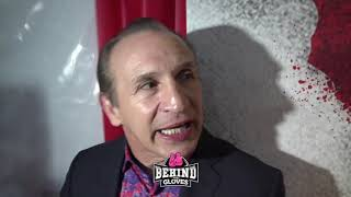 RAY BOOM BOOM MANCINI ON WHO SEES COMING OUT VICTORIOUS IN THE MANNY PACQUIAO VS KEITH THURMAN BOUT