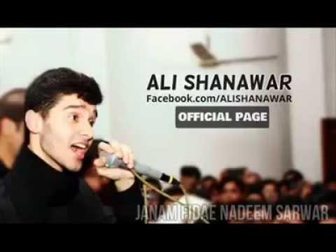 Nadeem Sarwar (ali Jee & Ali Shanawar) 2015 Nohay Promo Hd video