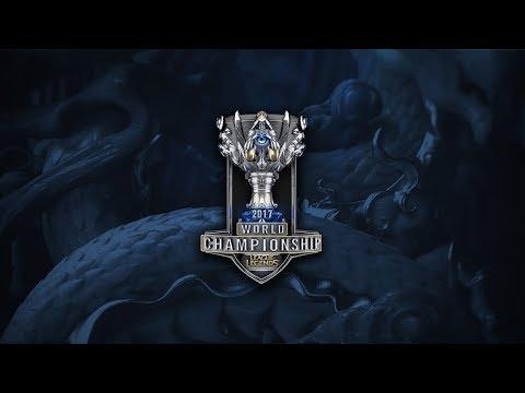 Longzhu Gaming ( LZ ) vs Samsung GALAXY ( SSG ) - Worlds 2017 Çeyrek Final