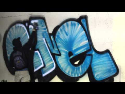 CINEL GRAFFITI BOMBING