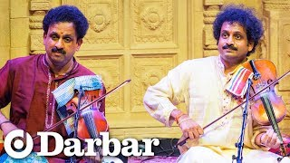 Violin Virtuosos | Mysore Brothers | Raga Charukesi | Music of India