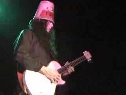 BUCKETHEAD Video